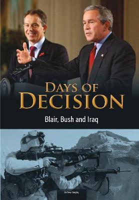 Blair, Bush, and Iraq book