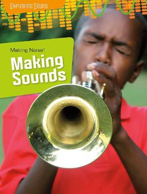 Making Noise!: Making Sounds by Louise Spilsbury