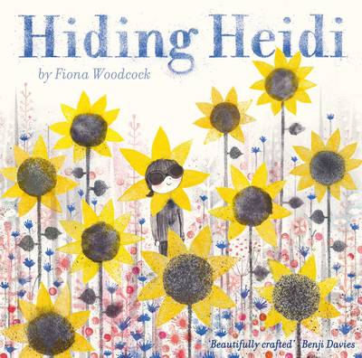 Hiding Heidi by Fiona Woodcock
