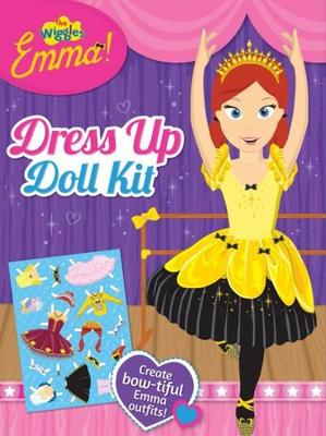 The Wiggles Emma!: Dress Up Doll Kit book