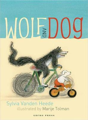 Wolf and Dog book