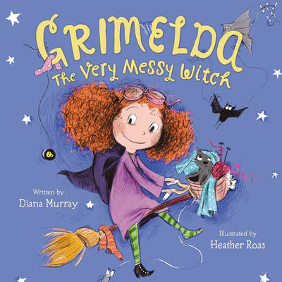 Grimelda: The Very Messy Witch book