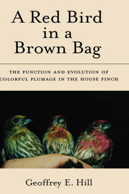 Red Bird in a Brown Bag by Geoffrey E. Hill