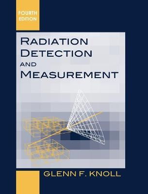 Radiation Detection and Measurement book