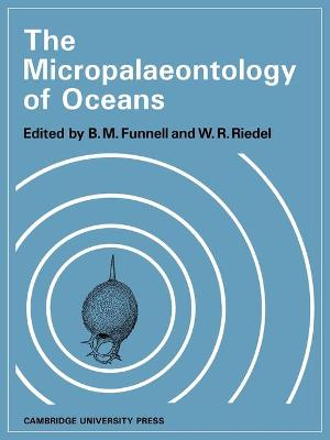 Micropalaeontology of Oceans book
