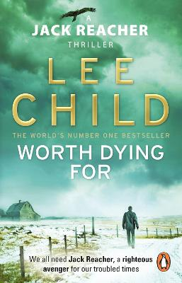 Jack Reacher: #15 Worth Dying For book