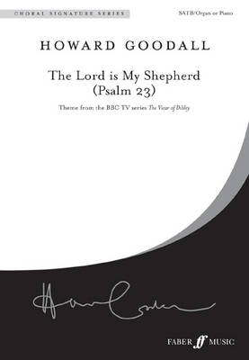 """The """"Lord is My Shepherd"""" by Howard Goodall"""