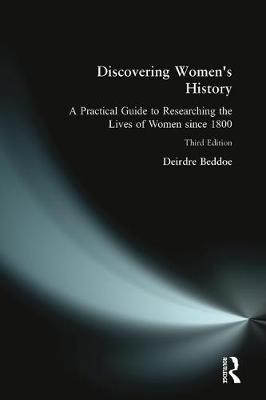 Discovering Women's History book