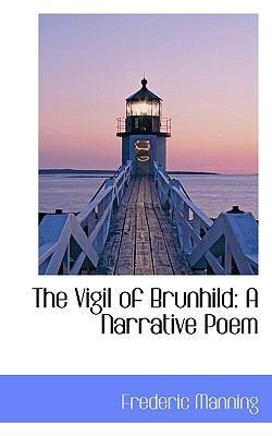 The Vigil of Brunhild: A Narrative Poem book