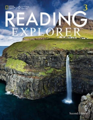 Reading Explorer 3: Student Book with Online Workbook by Nancy Douglas