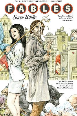 Fables Volume 19 TP by Bill Willingham