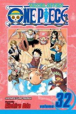 One Piece, Vol. 32 by Eiichiro Oda
