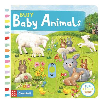 Busy Baby Animals by Ag Jatkowska