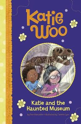 Katie and the Haunted Museum book