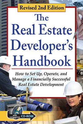 The Real Estate Developer's Handbook by Atlantic Publishing Group