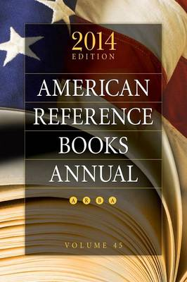 American Reference Books Annual book