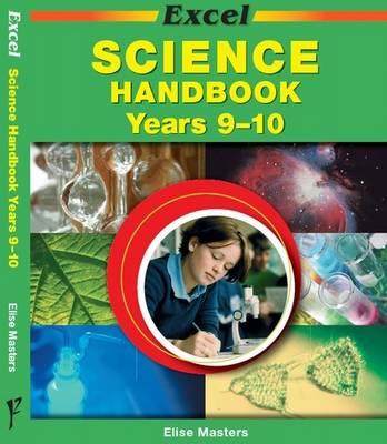 Science Handbook: Years 9-10 by Elise Masters