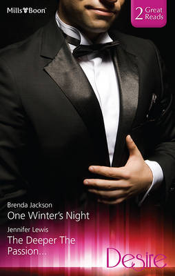 One Winter's Night/the Deeper The Passion... by Jackson, Jennifer Lewis Brenda