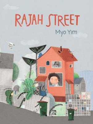 Rajah Street by Myo Yim