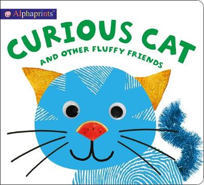 Alphaprints Curious Cat by Roger Priddy