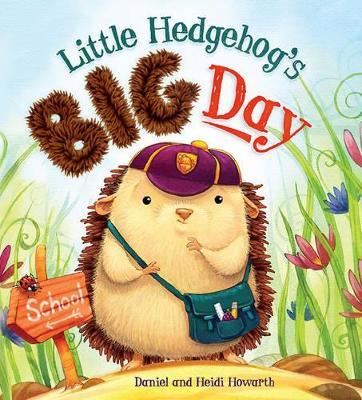 Storytime: Little Hedgehog's Big Day by Heidi Howarth