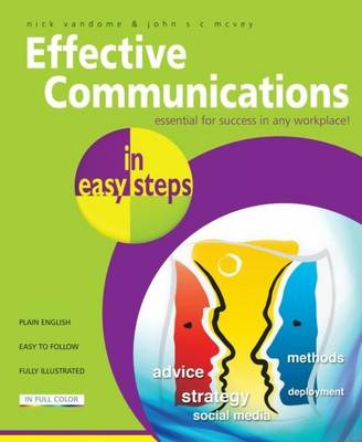 Effective Communications in Easy Steps by Nick Vandome