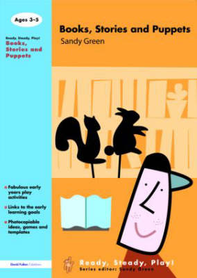 Books, Stories and Puppets by Sandy Green
