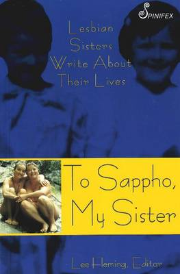 To Sappho, My Sister by Lee Fleming