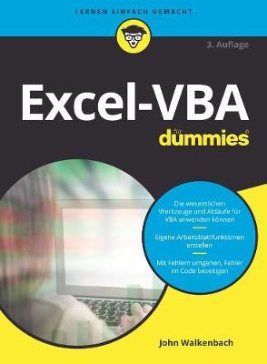 Excel-VBA fur Dummies by John Walkenbach
