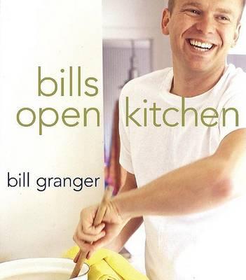 Bill's Open Kitchen book