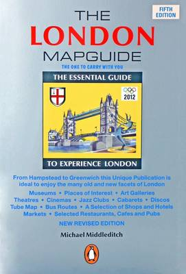 The London Mapguide by Michael Middleditch