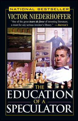 The Education of a Speculator book