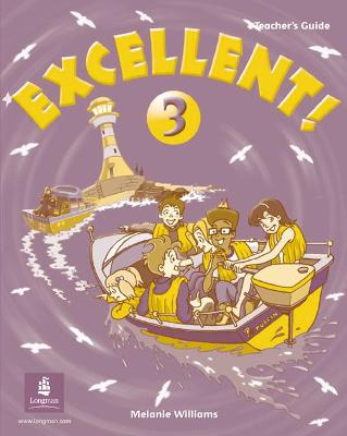 Excellent 3 Teachers Guide by Jill Hadfield