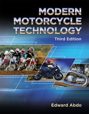 Student Skill Guide for Adbo's Modern Motorcycle Technology, 3rd by Edward Abdo