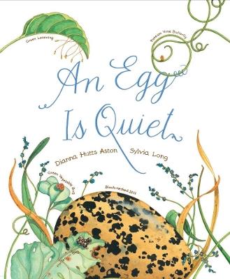 Egg Is Quiet book