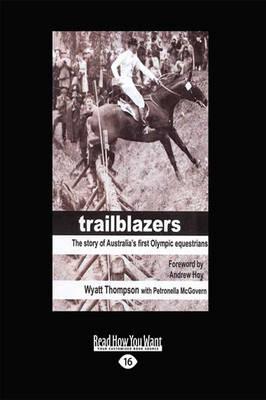 Trailblazers by Petronella McGovern
