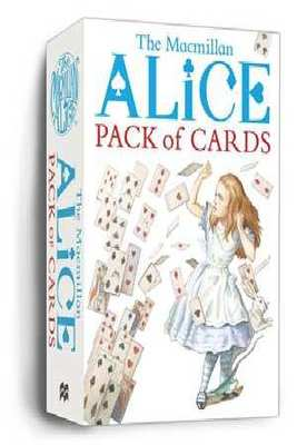 Macmillan Alice Pack of Cards by Lewis Carroll