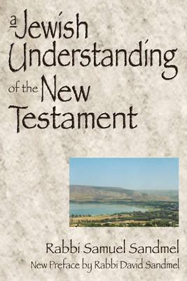 Jewish Understanding of the New Testament book