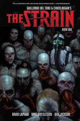 The Strain Book 1 by Guillermo Del Toro