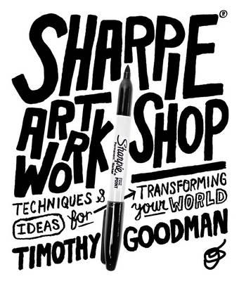 Sharpie Art Workshop book