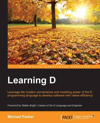 Learning D by Michael Parker