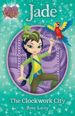 Princess Pirates Book 2: Jade The Clockwork City book