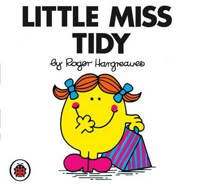 Little Miss Tidy book