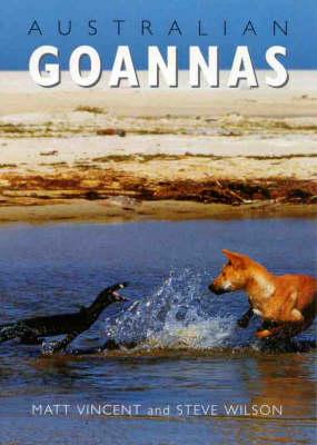 Australian Goannas by Matt Vincent