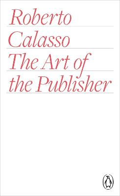 The Art of the Publisher book
