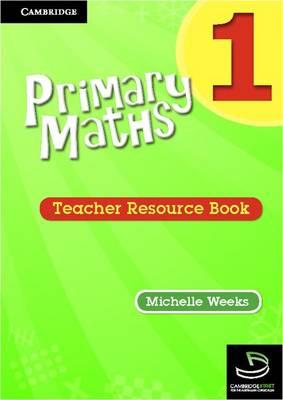 Primary Maths Teacher's Resource Book 1 book