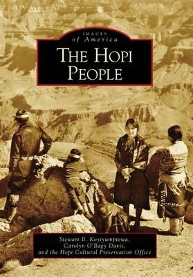 The Hopi People by Stewart B Koyiyumptewa