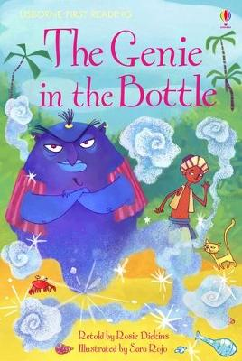 The Genie in the Bottle by Rosie Dickins