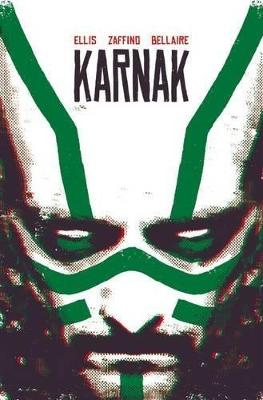 Karnak: The Flaw In All Things by Warren Ellis