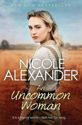 Uncommon Woman book